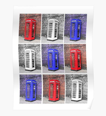 Patriot Phonebox Poster