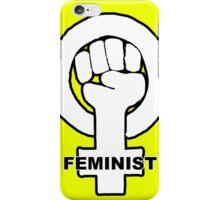 FEMINIST UNITE iPhone Case/Skin