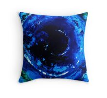 Whirlpool Throw Pillow