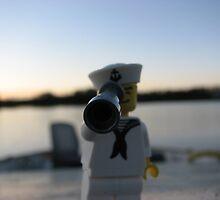 Ahoy There! by Shauna  Kosoris