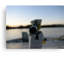 Ahoy There! Canvas Print