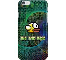 Hit The Pipe Flappy Bird iPhone Case/Skin