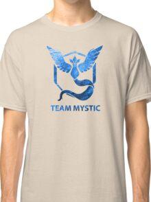 Team Mystic Art shirt - Waterpaper Classic T-Shirt