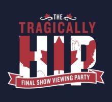 THE TRAGICALLY HIP LOGO 2016 WYTR Kids Tee