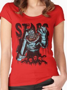 STARS Women's Fitted Scoop T-Shirt