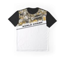 Beer Tasting World Champion Graphic T-Shirt