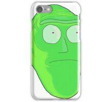 Green Cromulon iPhone Case/Skin