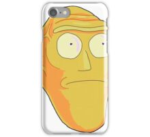 Orange Cromulon iPhone Case/Skin