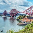 None other than the Forth Bridge! by weecritter