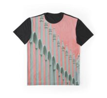 The Mint Fence no. 2 Graphic T-Shirt