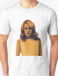 Gillian Anderson Painting  Unisex T-Shirt