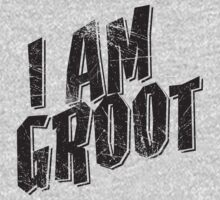 I am Groot Tee T-Shirt