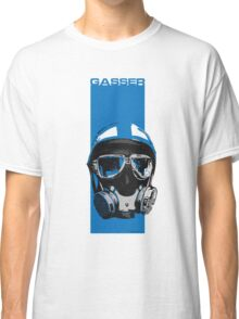 Gasser-Blue Classic T-Shirt