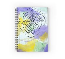 Acceptance - The Wisdom of Values Spiral Notebook