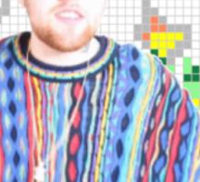 Mac Miller Featuring Uni Sticker