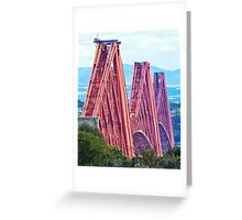 Engineering beauty! Greeting Card