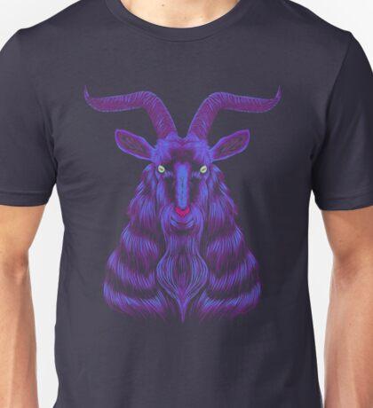 Space Goat Unisex T-Shirt