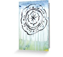 Intuition - The Wisdom of Values Greeting Card