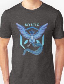 TEAM MYSTIC! Unisex T-Shirt