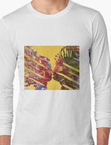 Native Kiss Long Sleeve T-Shirt