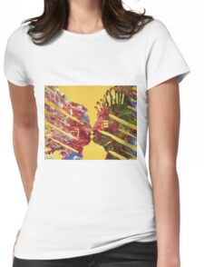 Native Kiss Womens Fitted T-Shirt