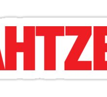 The Visit - Yahtzee! Sticker