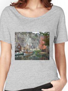Penny Royal Powder Mill - Launceston Tasmania Women's Relaxed Fit T-Shirt