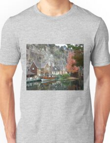 Penny Royal Powder Mill - Launceston Tasmania Unisex T-Shirt