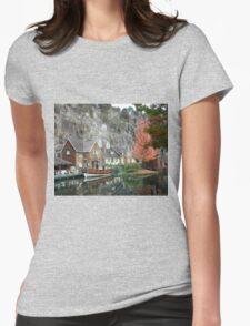 Penny Royal Powder Mill - Launceston Tasmania Womens Fitted T-Shirt