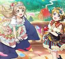 Love Live! School Idol Project - Fairytale Fantasy by star-sighs