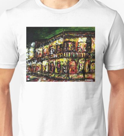 A night in New Orleans Unisex T-Shirt