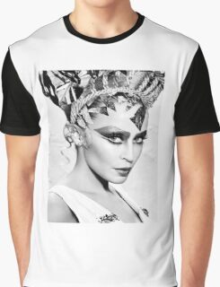 Kylie Minogue - Aphrodite Les Folies Portrait Graphic T-Shirt