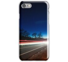 I Drove All Night iPhone Case/Skin