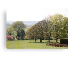 Barham Countryside Canvas Print