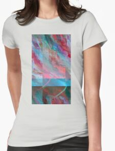 glitch5 Womens Fitted T-Shirt