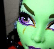 Halloween in August - Casta Sticker