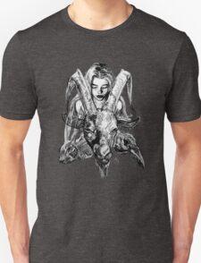 The VVitch (sketch) Unisex T-Shirt