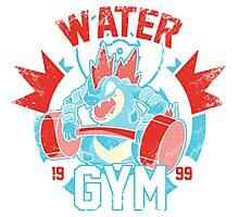 Pokemon - Water Gym Photographic Print