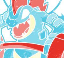 Pokemon - Water Gym Sticker
