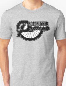 Roadrunner Pedicab - Grunge Black T-Shirt