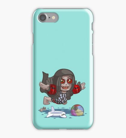 The Pool Party iPhone Case/Skin