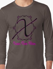 Icon For Hire Lovely XO Long Sleeve T-Shirt