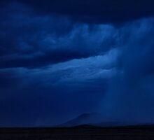 night rain on blue mnt. by DonActon