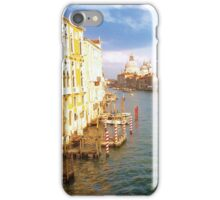 Venice - View from Bridge iPhone Case/Skin