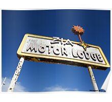 Zia Motor Lodge Poster