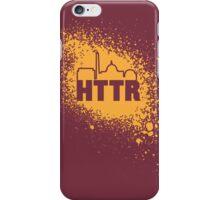 Redskins - HTTR, DC Skyline on Spray iPhone Case/Skin