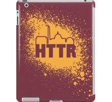 Redskins - HTTR, DC Skyline on Spray iPad Case/Skin