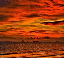Ocean Springs Sunset by Kevin McLeod