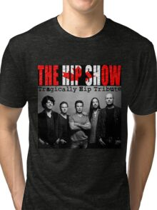 rock band Tragically hip style  Tri-blend T-Shirt