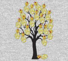 A Pineapple Tree by Michael Kienhuis